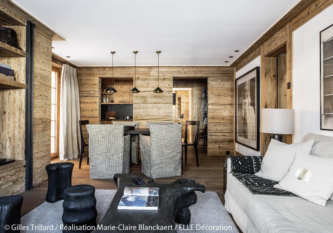une decoration style montagne associee au style exotique With meubles de montagne en bois 12 une decoration style montagne associee au style exotique