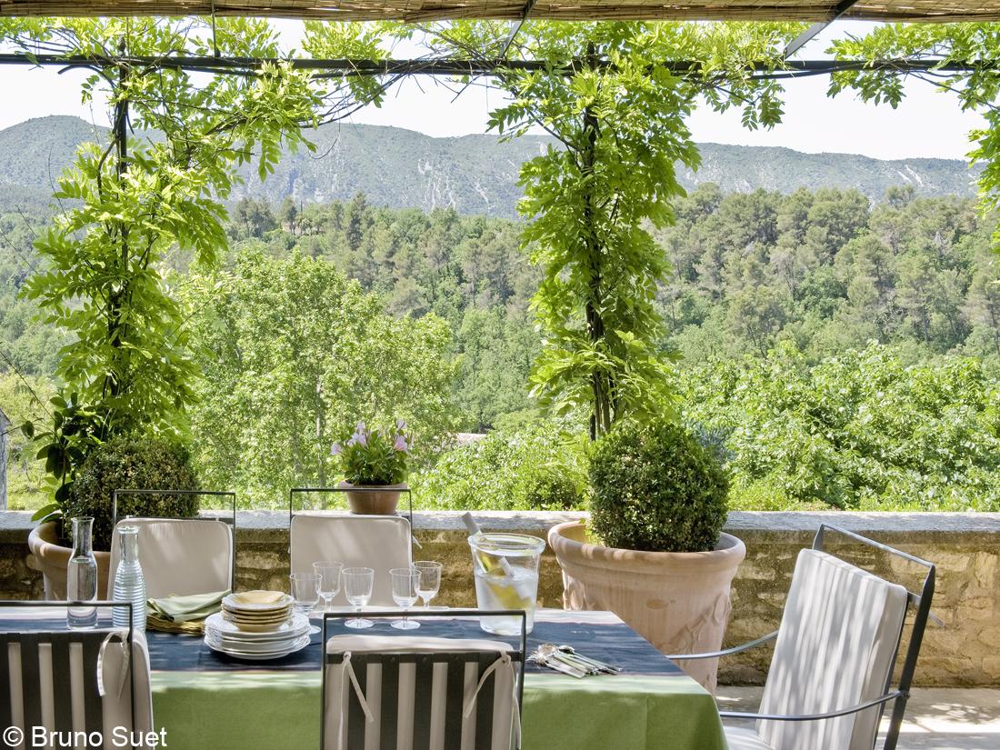 Elegant Terrasse Duune Maison En Provence With Plant D Une