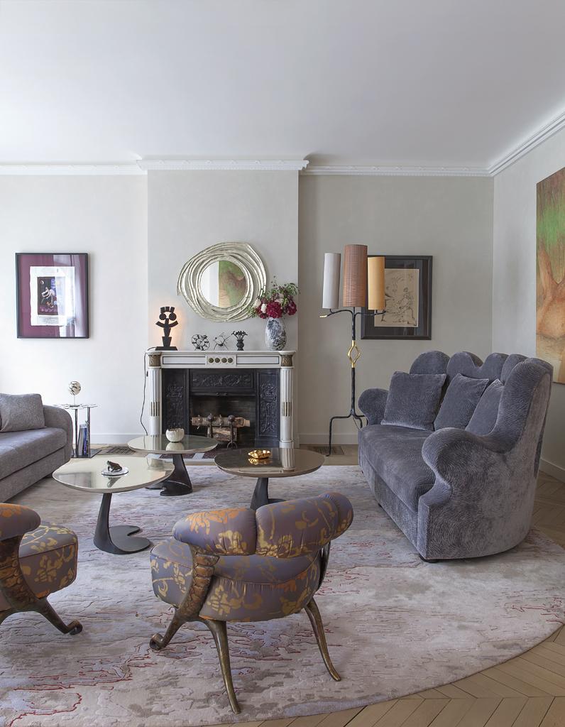 salon baroque design best gallery of charmant salon. Black Bedroom Furniture Sets. Home Design Ideas