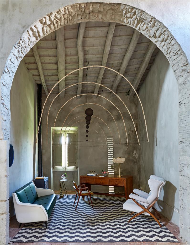une ferme vintage pleine de surprises elle d coration. Black Bedroom Furniture Sets. Home Design Ideas