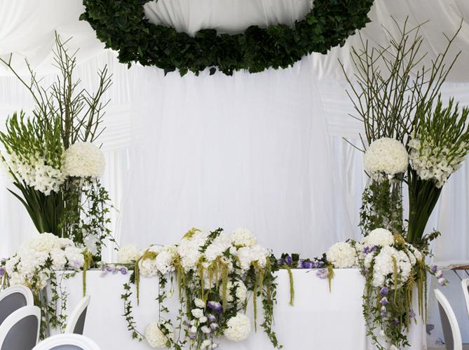 Fleurs mariage elle d coration - Site decoration mariage ...