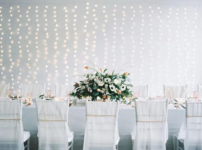 Mariage on ne n glige pas la lumi re elle d coration - Site decoration mariage ...