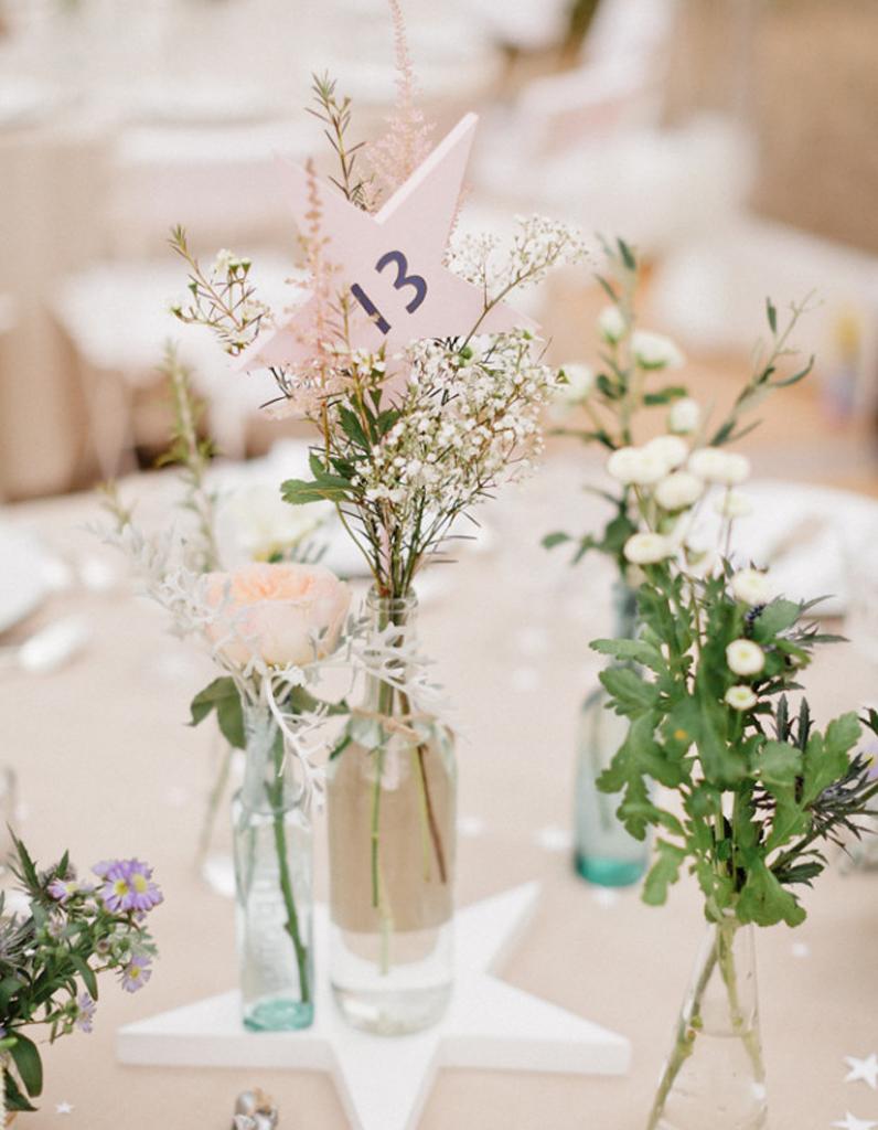 100 deco mariage bois d coration de mariage pour la table en 80 id es - Site decoration mariage ...