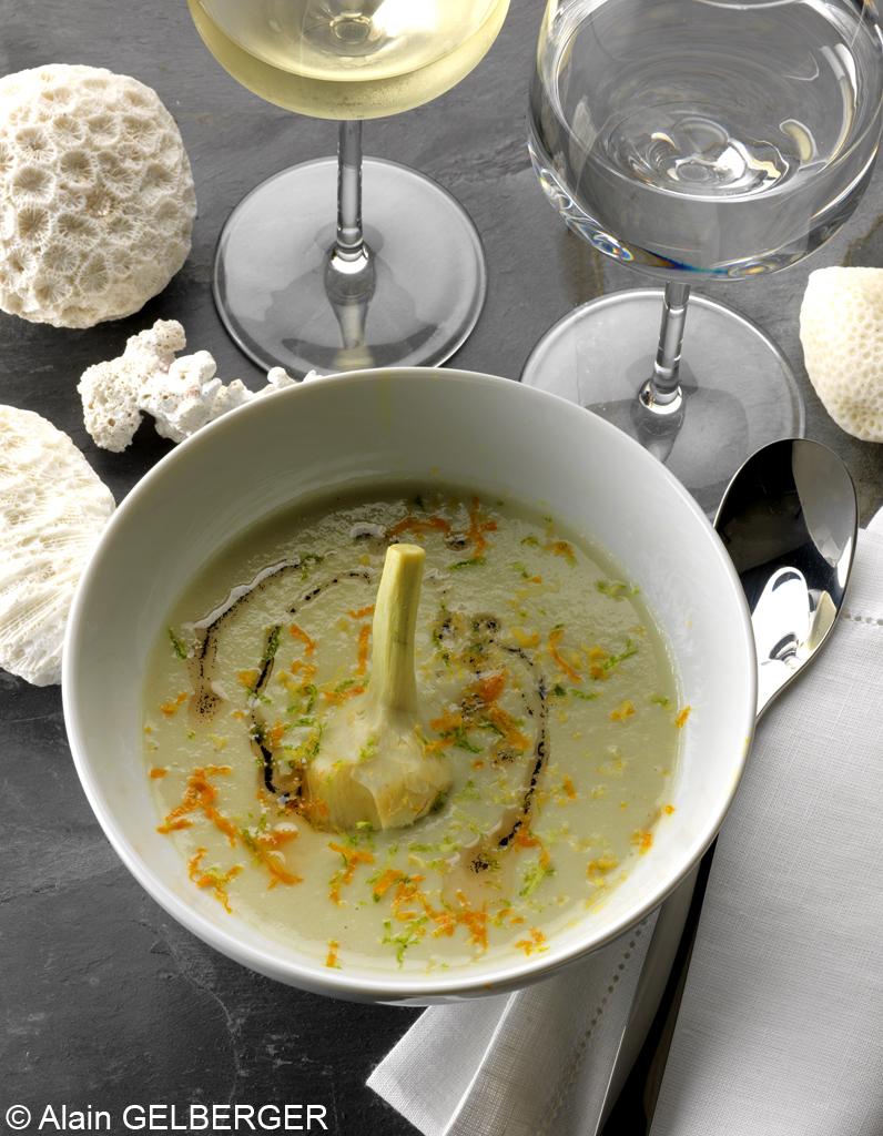 Puret de l artichaut pour 4 personnes recettes elle table - Site de recettes cuisine ...