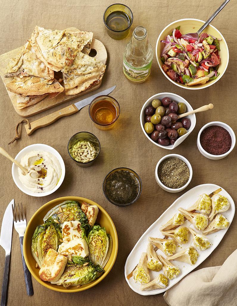 Cuisine Libanaise - Recettes Spécial Liban - Cuisine du ...