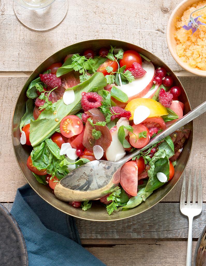 Salades fut es recettes de cuisine salades fut es elle table - Cuisine venitienne recettes ...