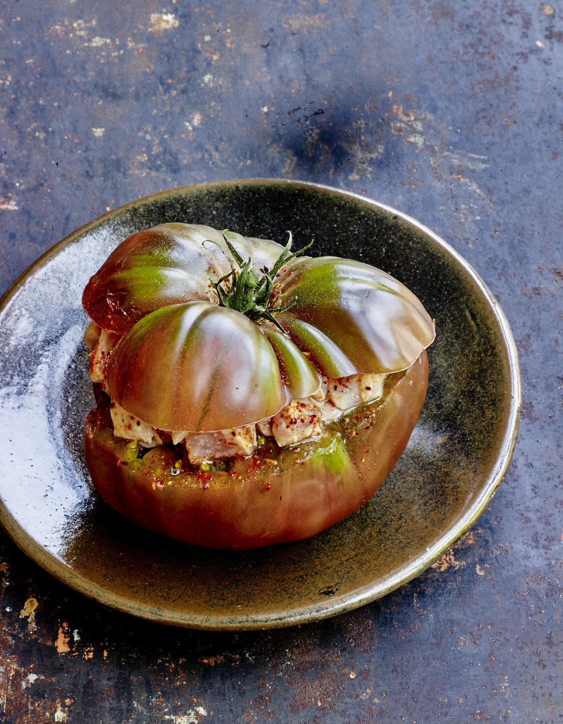 Tomates recettes de cuisine tomates elle table - 750g fiche de cuisine ...