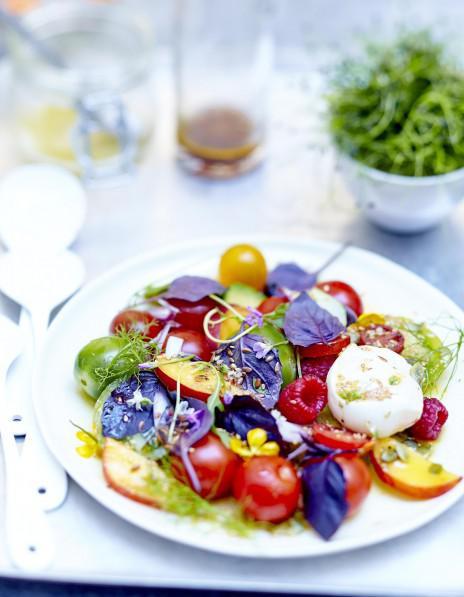 Menu healthy en 10 minutes chrono elle table - Repas thermomix pour 10 personnes ...