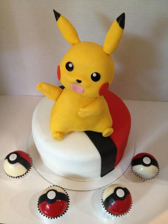Layer Cake Pikatchu