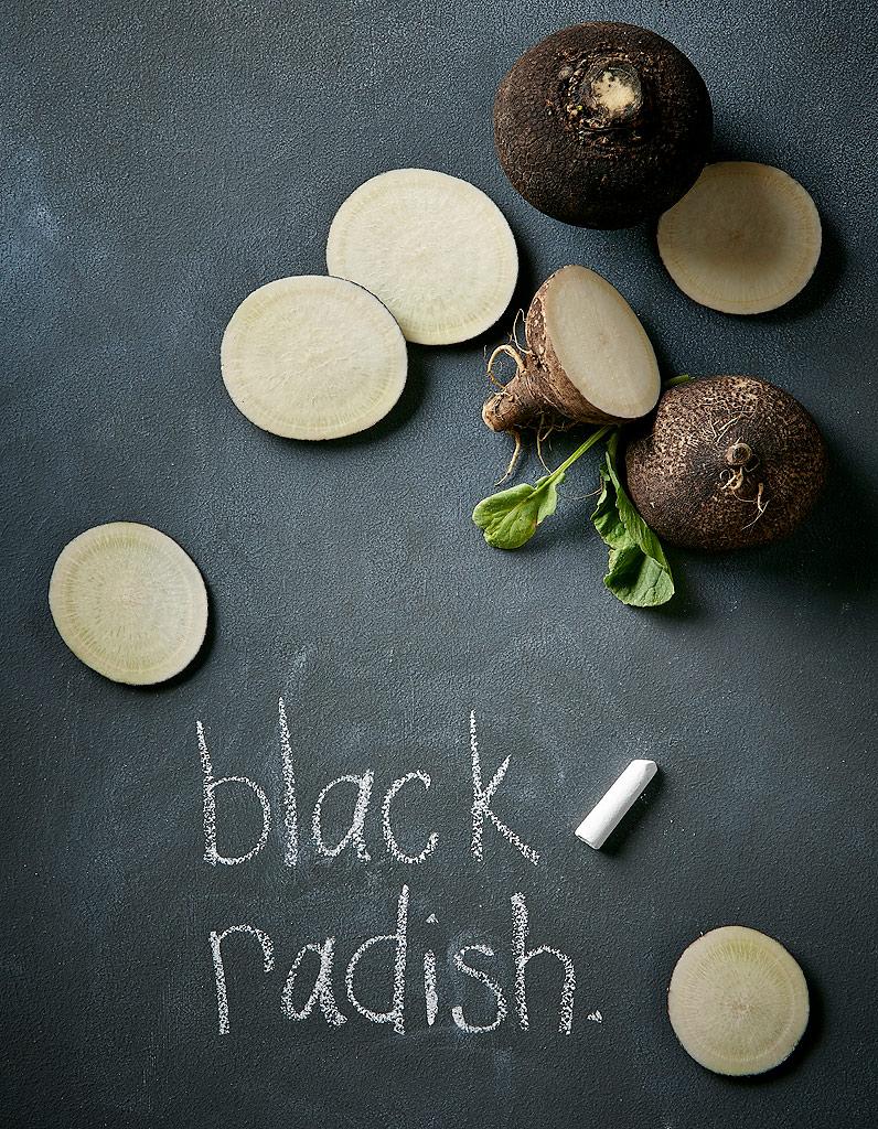 Le radis noir que cuisiner en hiver pour un ventre plat - Cuisiner les potimarrons ...