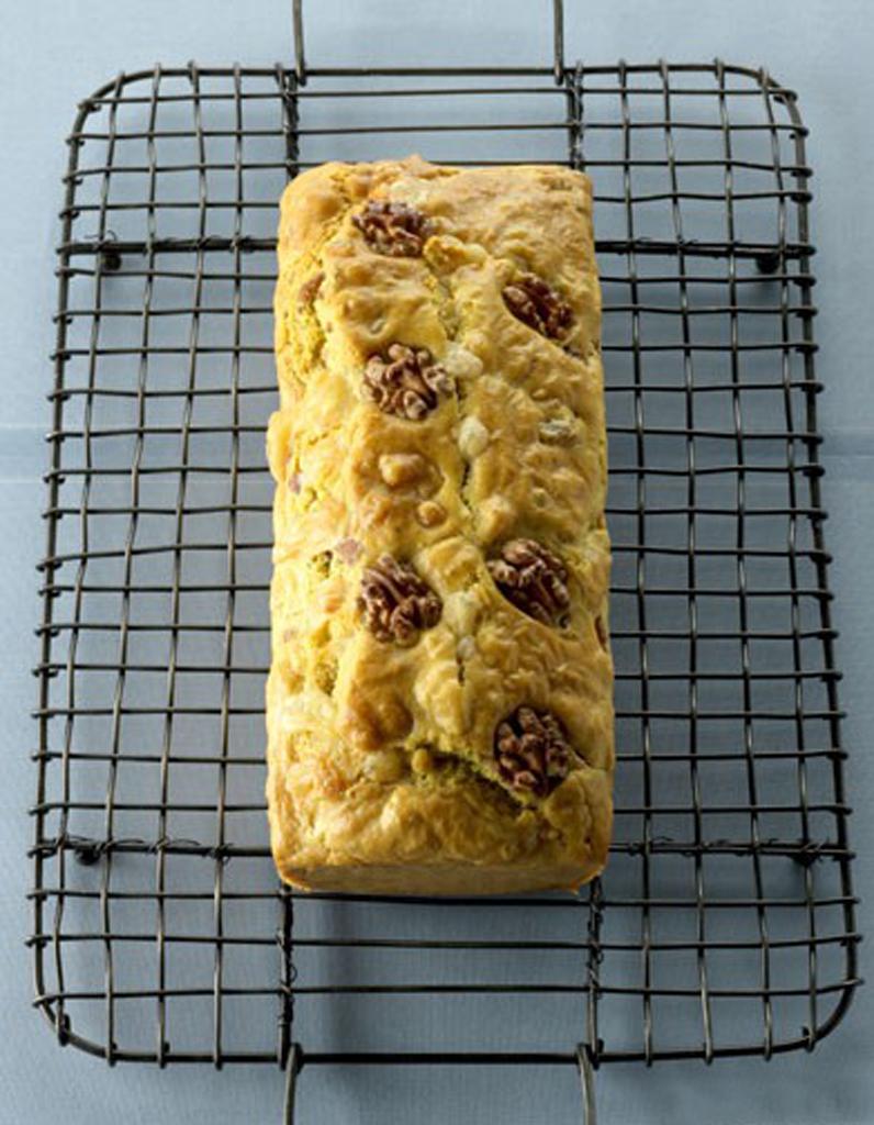 Cake Sarrasin Jambon Fromage