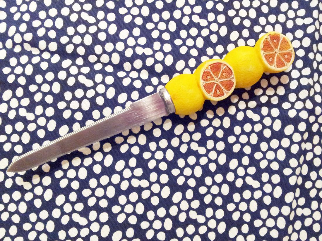 Un couteau pamplemousse ustensiles de cuisine avez - Tous les ustensiles de cuisine ...