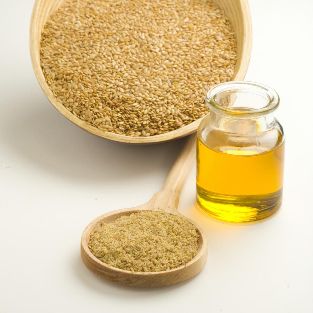 Huile de lin le point sur l huile de lin bonne pour la - Huile de lin carrelage ...