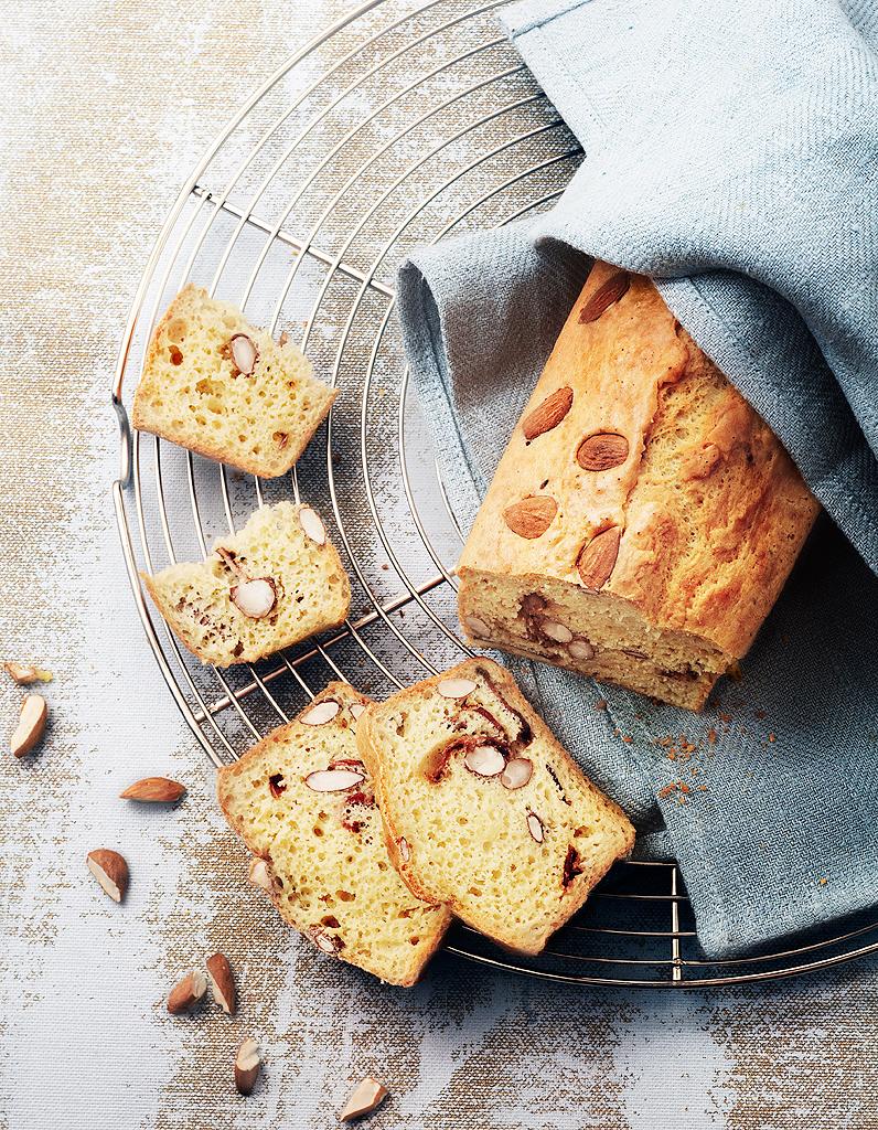Cake Sal 233 Au Lard Et Lait D Amande Pour 6 Personnes
