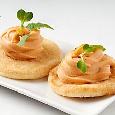 Canap mousse de saumon l orange pour 4 personnes - Mousse pour coussin de canape ...