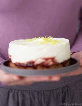 Cheesecake sans cuisson pour 4 personnes recettes elle - Cuisson des pleurotes recette de cuisine ...
