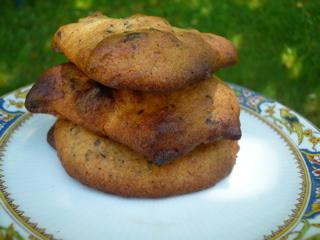 cookies courgette chocolat pour 10 personnes recettes. Black Bedroom Furniture Sets. Home Design Ideas