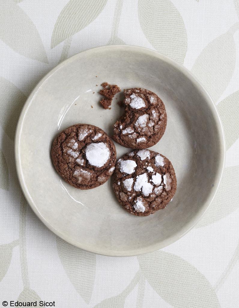 cookies expresso pour 10 personnes recettes elle table. Black Bedroom Furniture Sets. Home Design Ideas