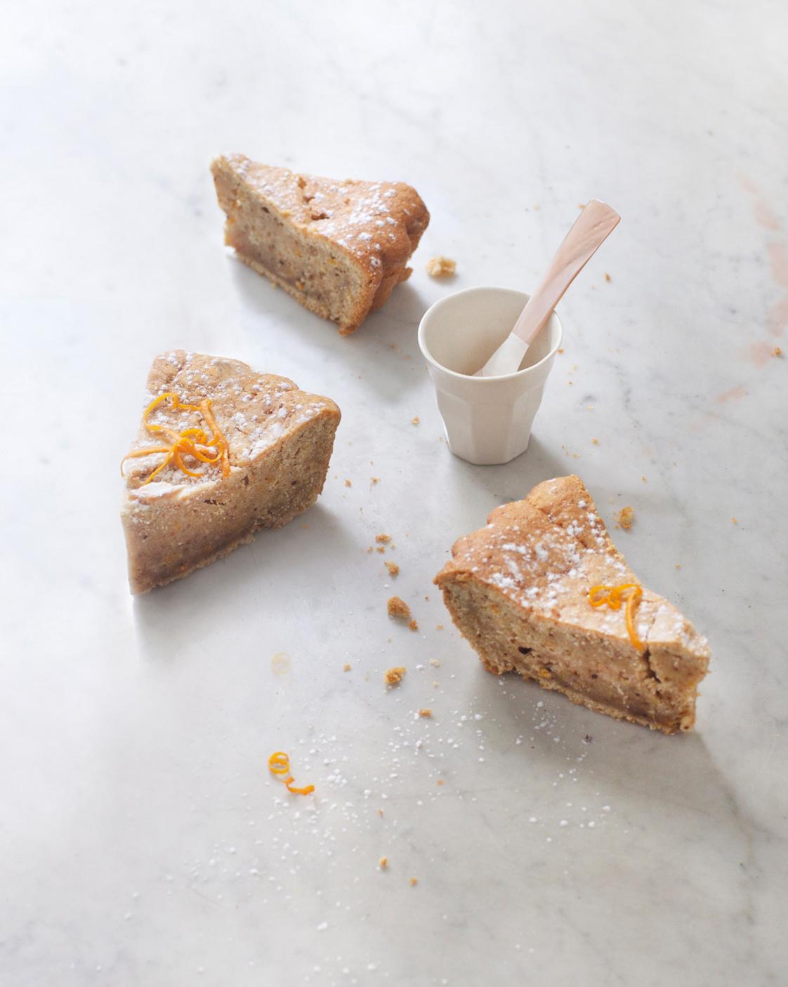Gâteau de Minna au sirop d'érable et orange pour 8 personnes ...