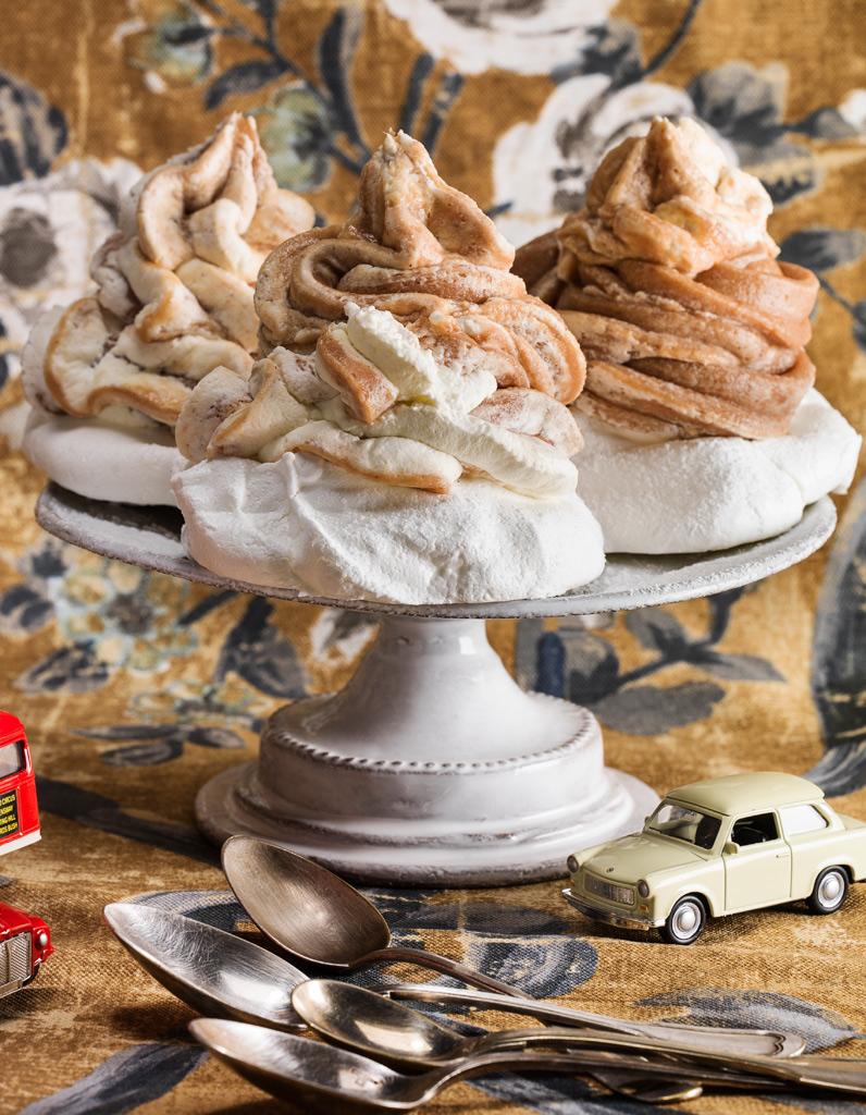 G teau mont blanc pour 8 personnes recettes elle table - Arte cuisine des terroirs recettes ...