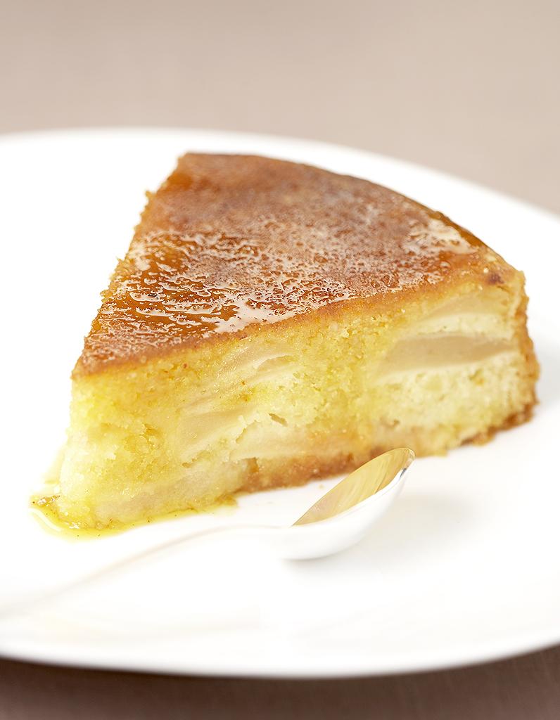 Le g teau pommes safran pour 6 personnes recettes elle - France c est au programme recettes de cuisine ...
