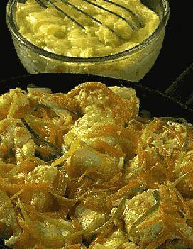 Lotte la n moise pour 6 personnes recettes elle table - Lotte a l armoricaine recette cuisine ...