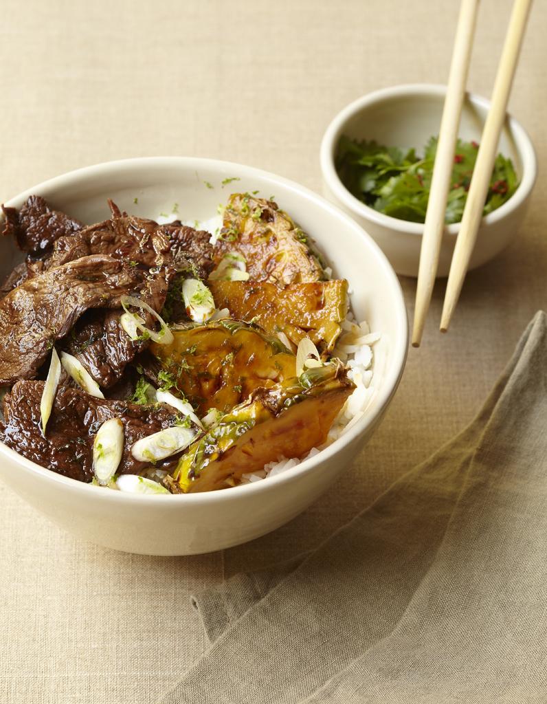 Magret l asiatique pour 4 personnes recettes elle table - Site de recettes cuisine ...