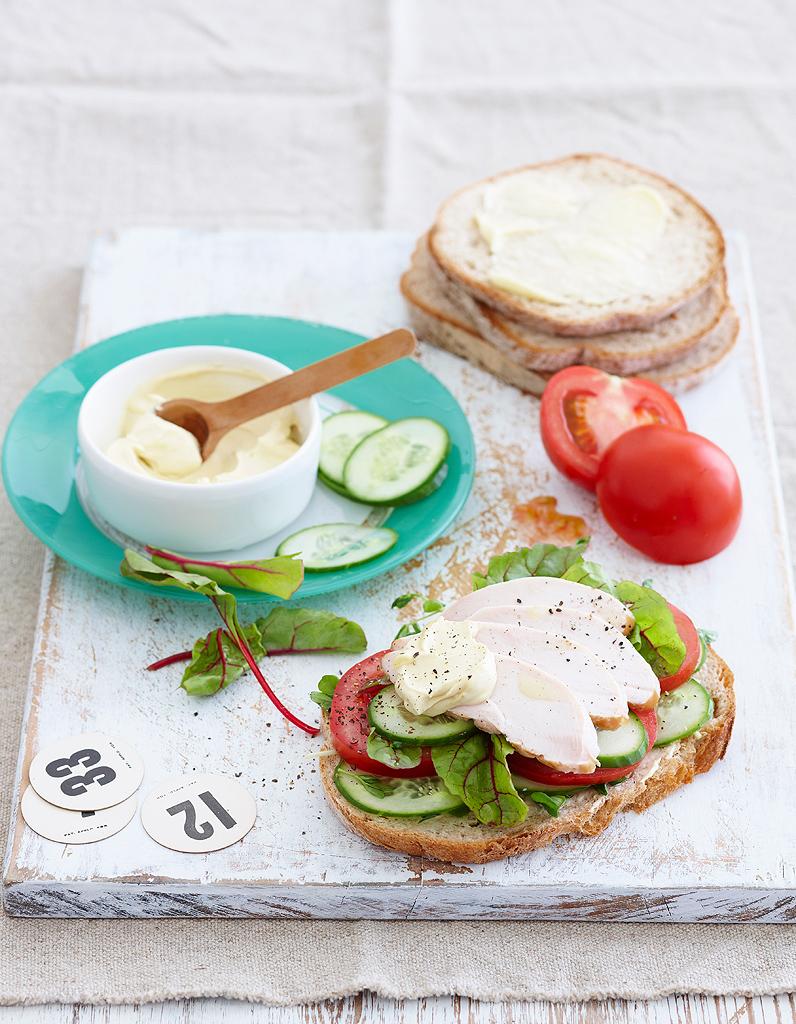 Mayonnaise maison au gingembre pour 4 personnes recettes elle table - Recette mayonnaise au mixeur ...
