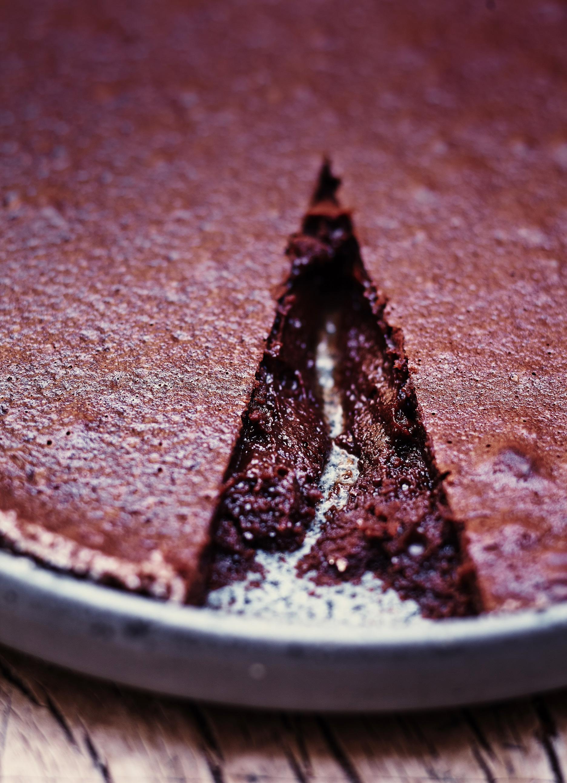 Moelleux au chocolat facile et rapide pour 6 personnes recettes elle table - Recette de cuisine facile et rapide gratuit ...