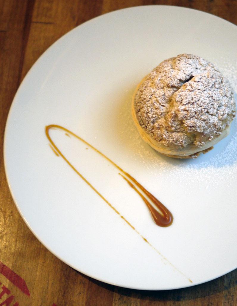 Paris carcassonne en dessert de paul arthur berlan chef for Recherche chef de cuisine paris