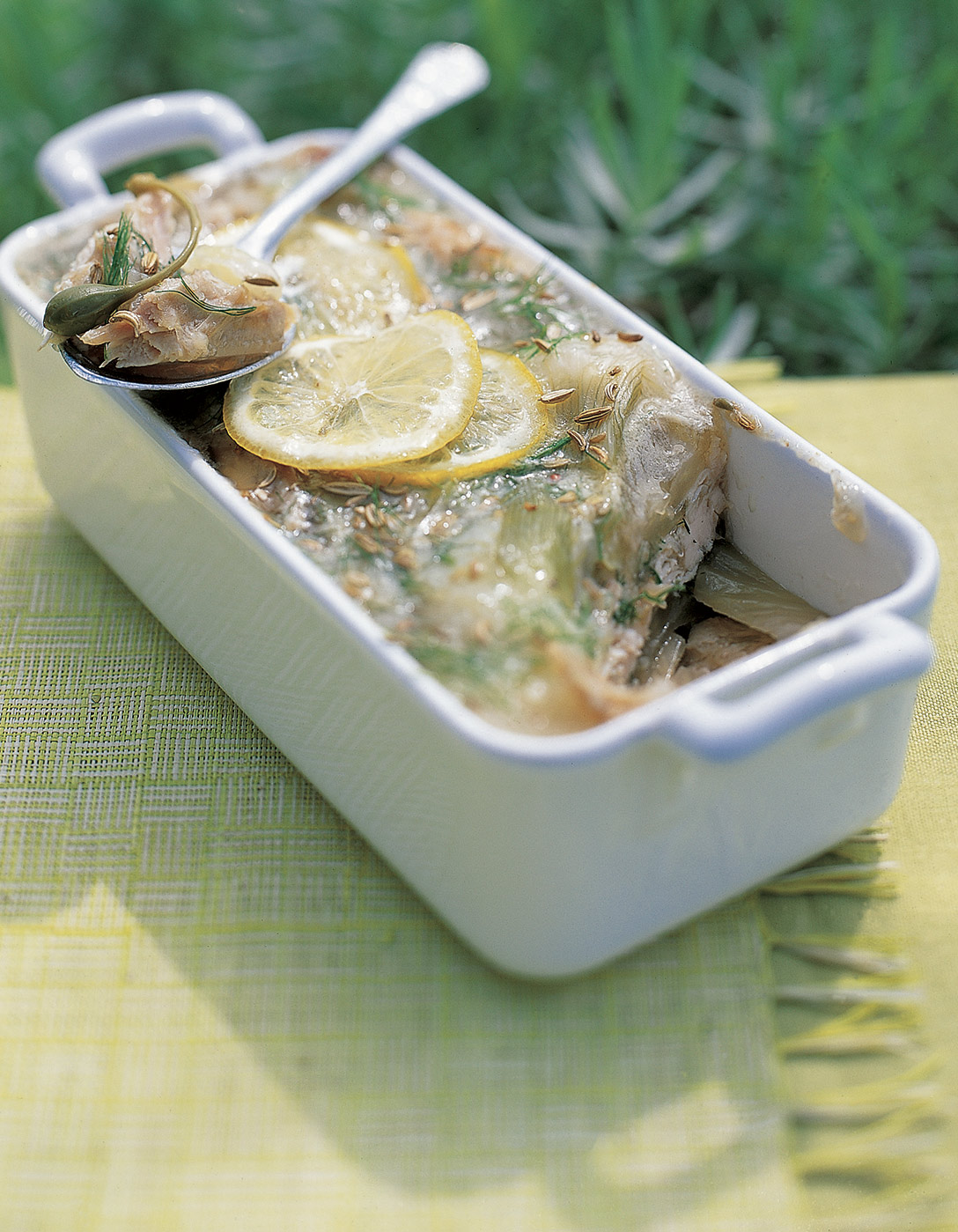 Press de lapin au fenouil et au citron pour 6 personnes - C est au programme recettes de cuisine ...