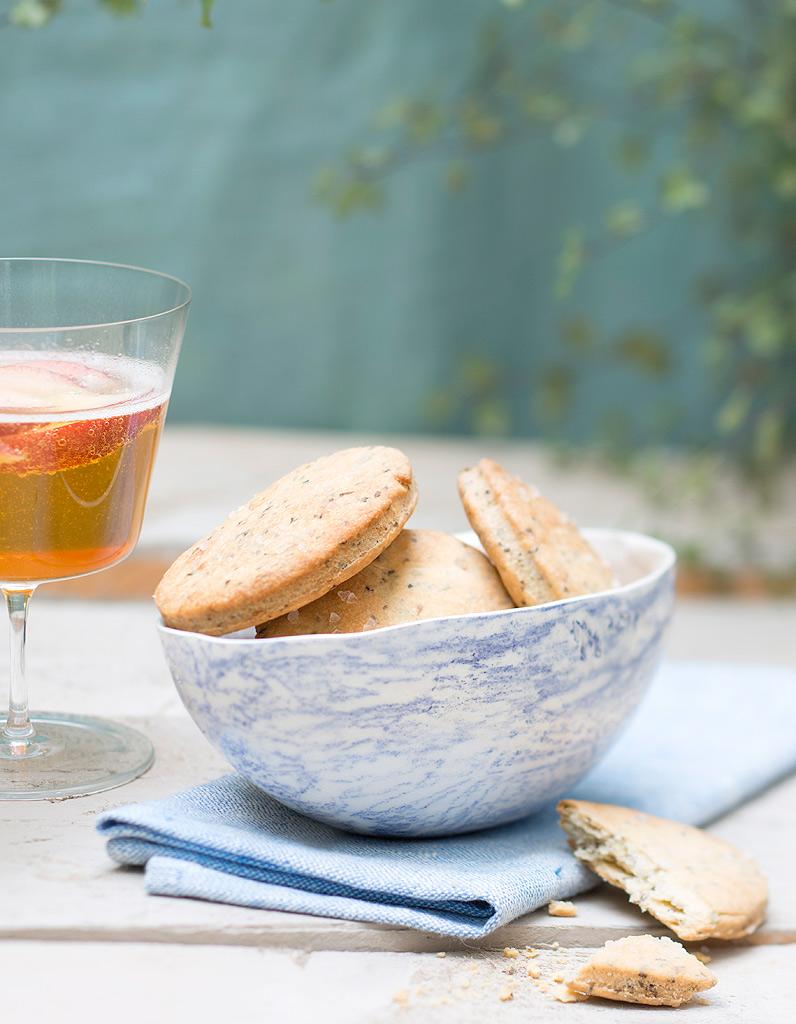Sabl s bretons aux algues pour 6 personnes recettes elle table - Cuisine des sables voiron ...