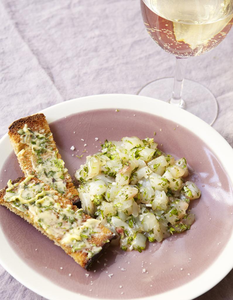 Tartare de poisson tout simple pour 4 personnes recettes - Cuisine poisson facile ...