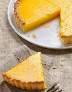 Tarte au citron pour 1 personne recettes elle table - Recette tarte citron meringuee ...