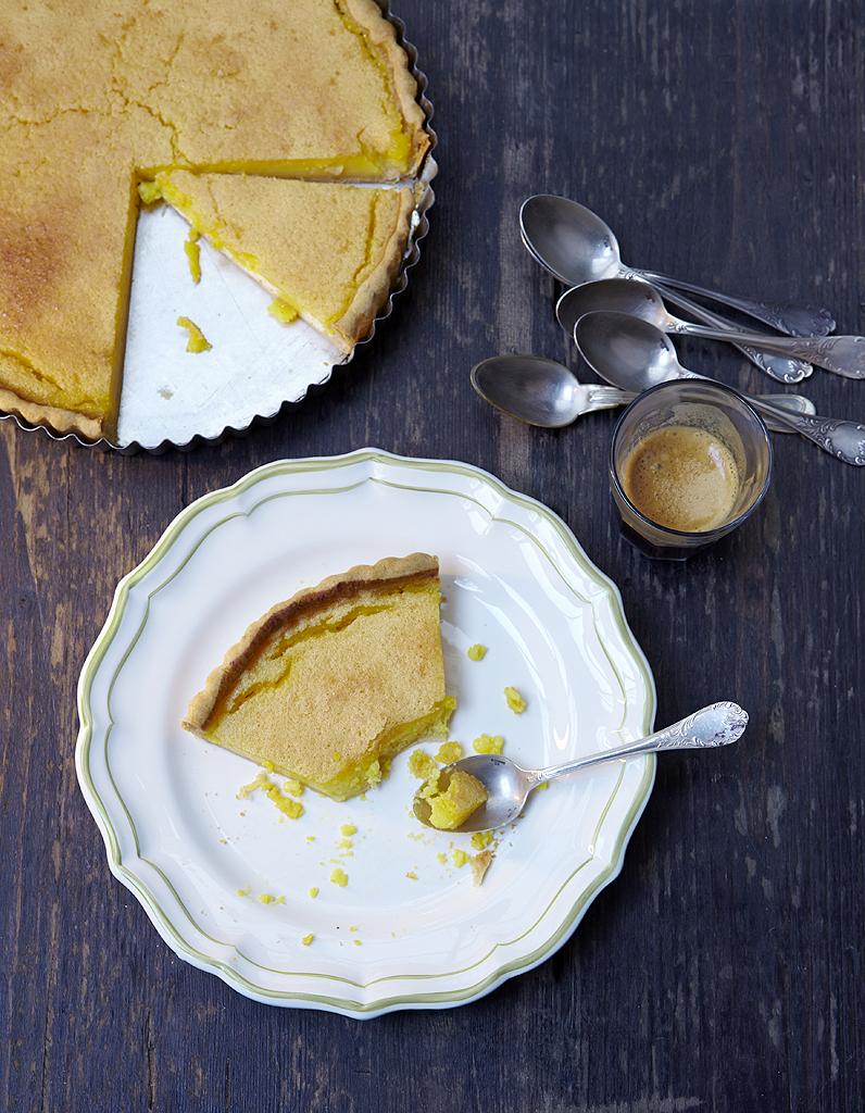 Tarte au citron facile pour 6 personnes recettes elle - Herve cuisine tarte citron ...