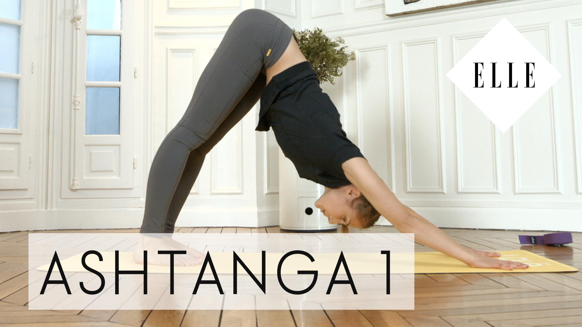 Cours de yoga ashtanga pour d butants elle vid os - Cours de cuisine debutant ...