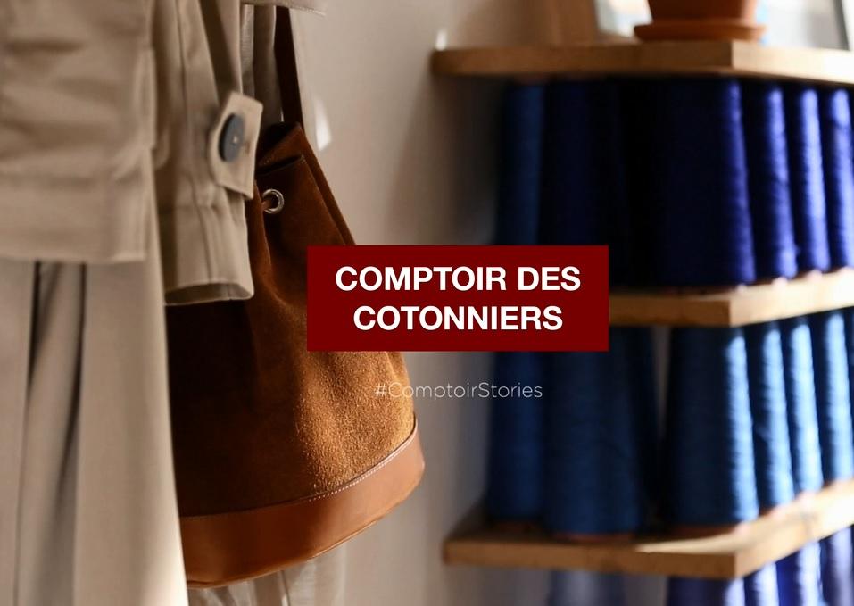 D couvrez le making of de la nouvelle campagne printemps - Collection ete comptoir des cotonniers ...