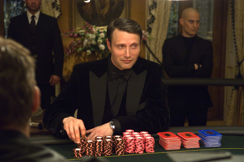 Acteur Casino Royale