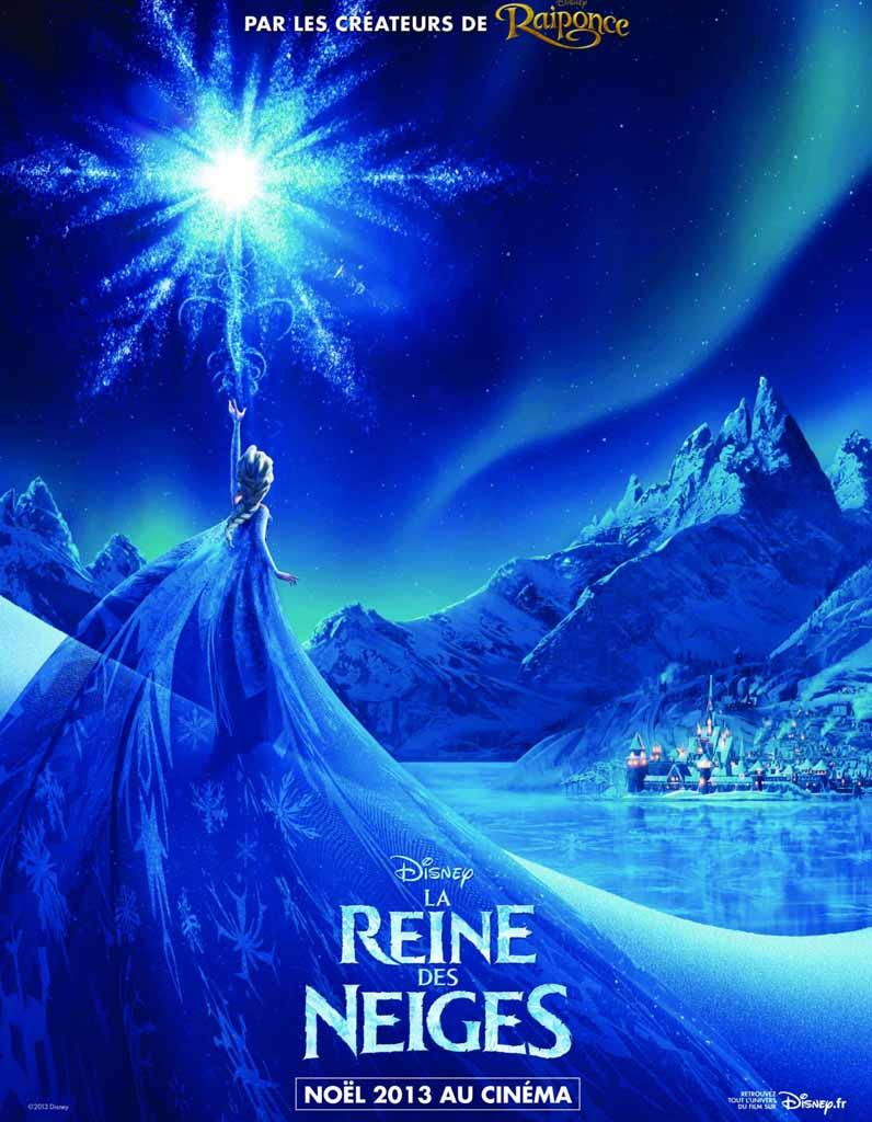 Trois raisons d aller voir la reine des neiges elle - Regarder la reine des neige ...