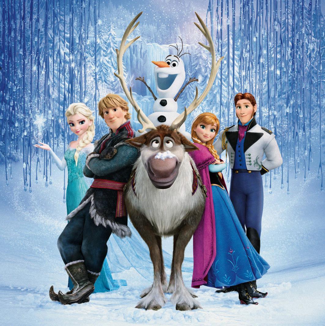 La reine des neiges 2 disney confirme elle - Rideau la reine des neiges ...