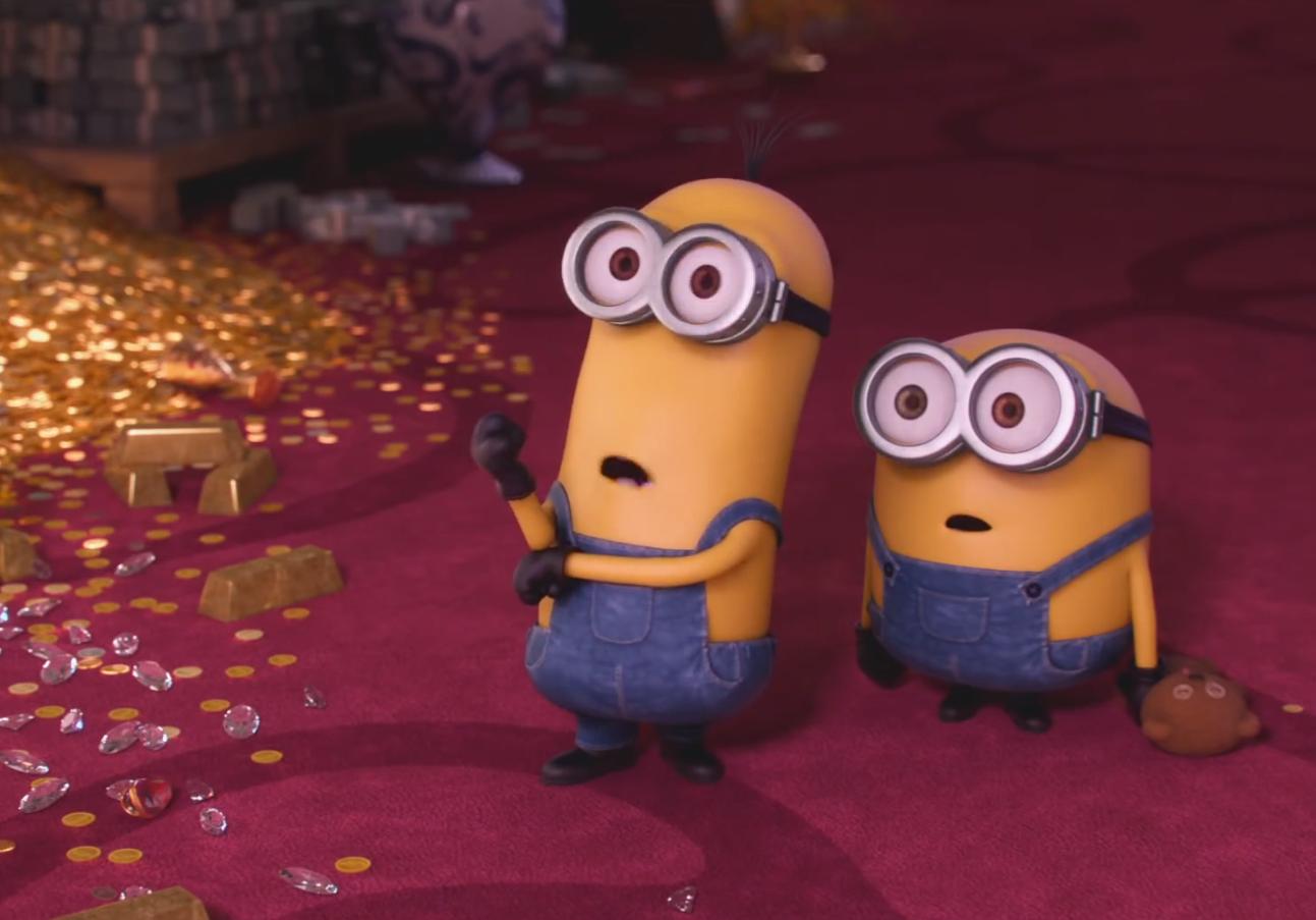 Pourquoi Les Minions Font Autant Parler D Eux R 233 Ponse En