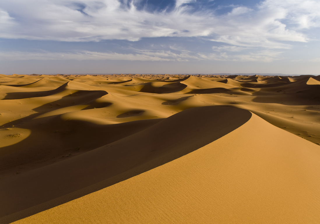 sahara paysage - Photo