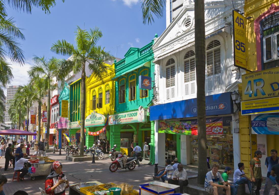 7 kuala lumpur en malaisie 10 destinations pour for Hotel pas cher de luxe