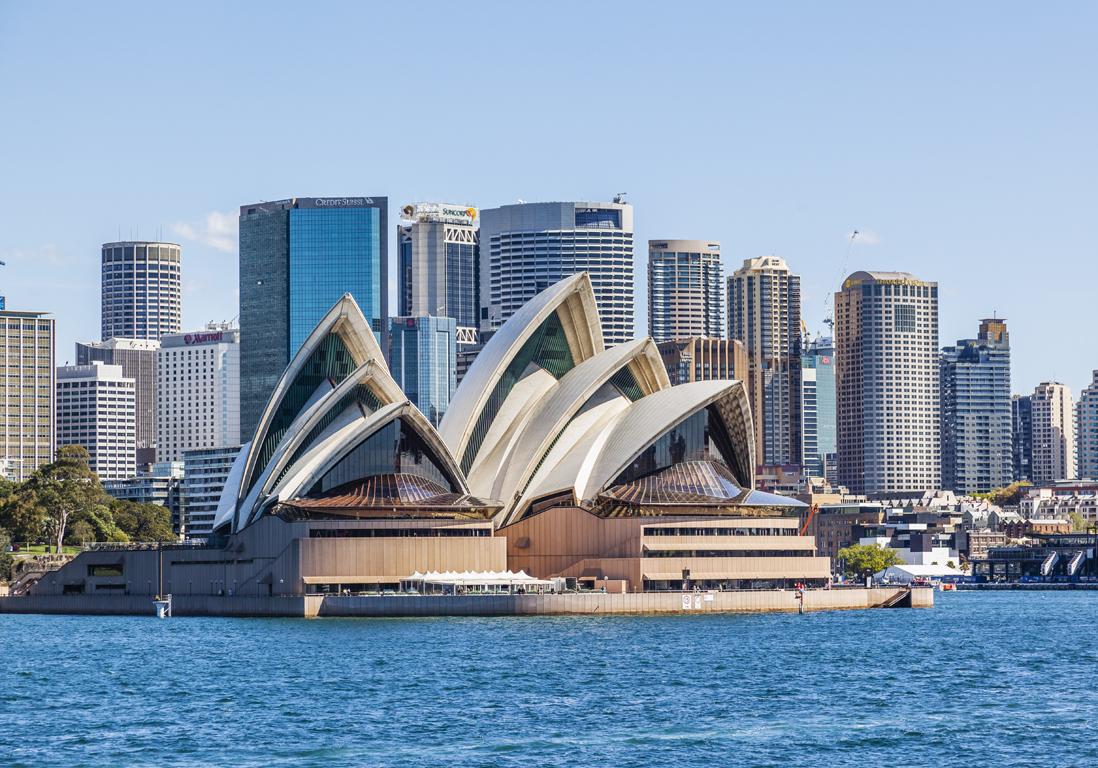 sydney australie les 25 plus belles villes du monde qui nous font r ver elle. Black Bedroom Furniture Sets. Home Design Ideas