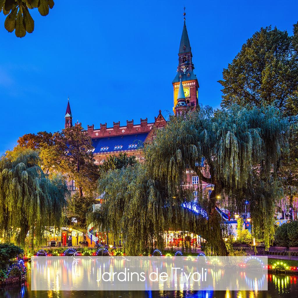 Jardins de tivoli au danemark les meilleurs parcs d for Jardin tivoli