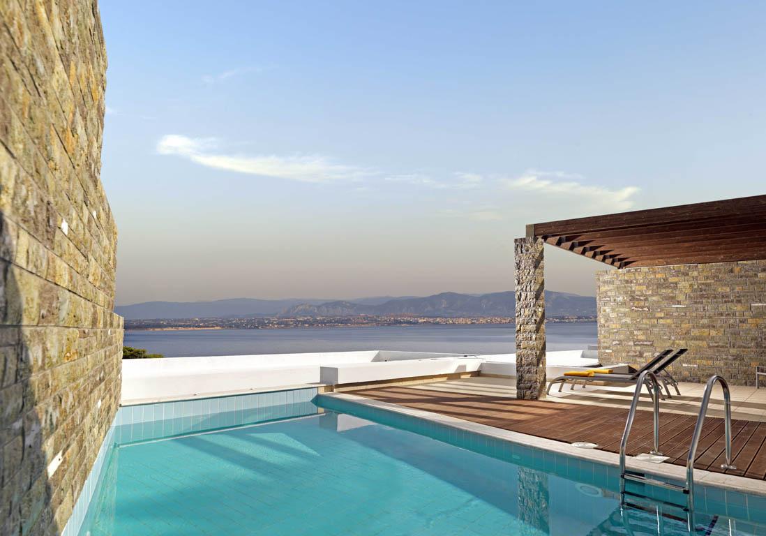 Piscine priv e les meilleures adresses d h tels avec for Hotel avec piscine privative