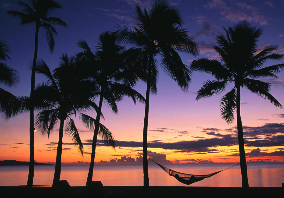Wallpaper Caribbean Sea Beach Sunset Palm Trees Hd 5k: 15 Plages Paradisiaques Pour Rêver
