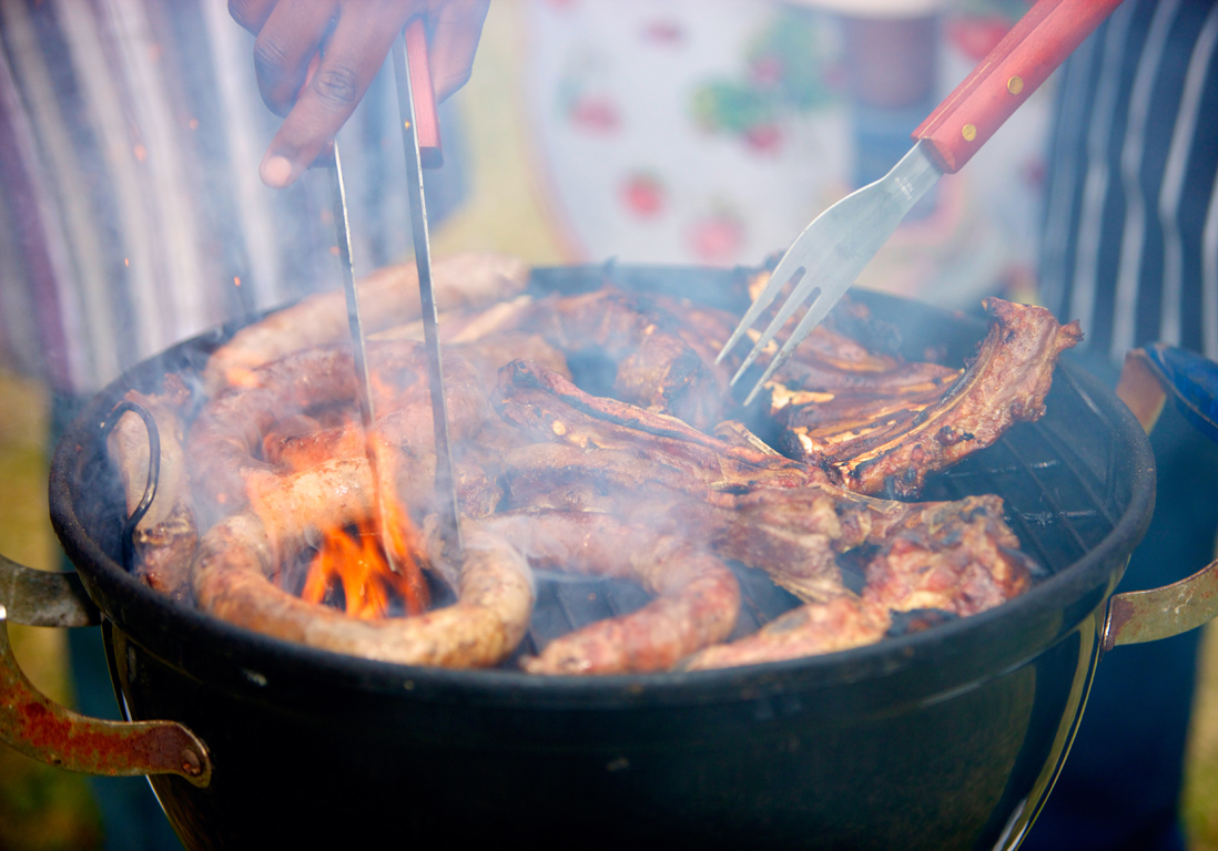 Le lesotho version bbq lesotho pourquoi ce sera la - Que faire au barbecue original ...