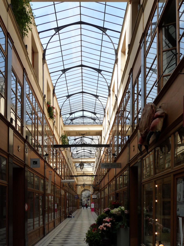 Le passage du grand cerf 10 lieux insolites visiter absolument dans paris - Nouvel an insolite paris ...