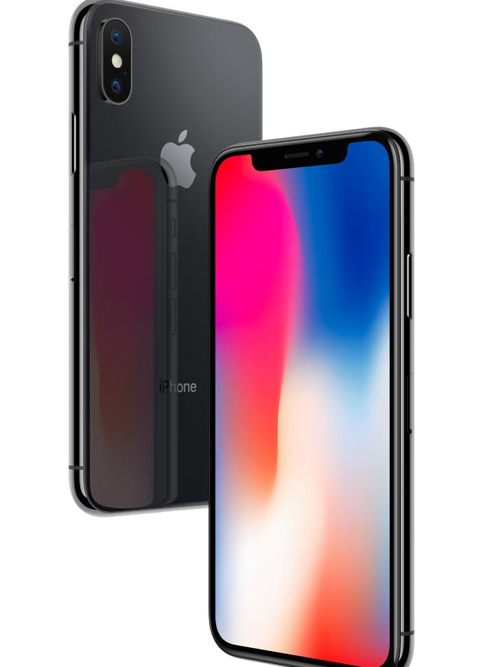 apple keynote d couvrez l iphone x et l iphone 8 les nouveaux n s d apple elle. Black Bedroom Furniture Sets. Home Design Ideas